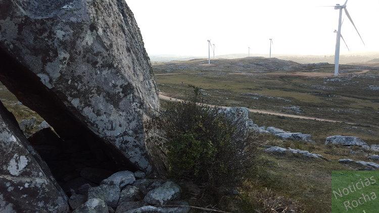 parque eolico en cerro catedral