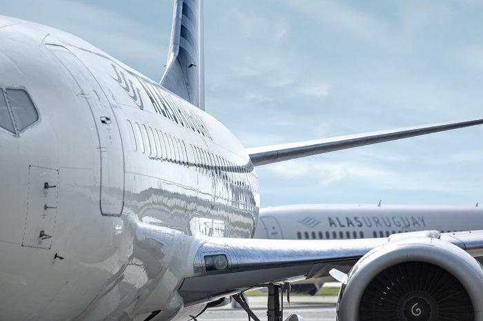 aviones alas uruguay