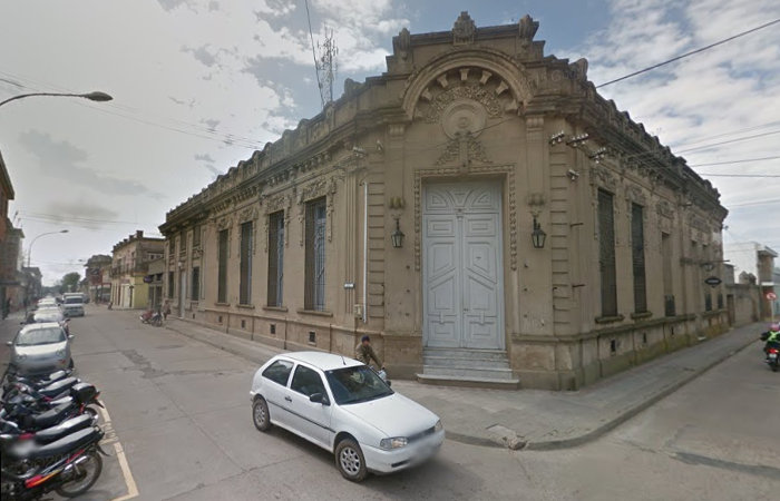 Rocha Athletic Club en Street View