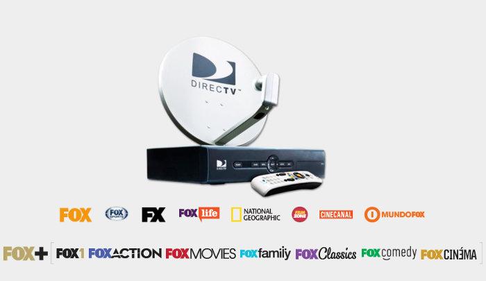 DirecTV y FOX