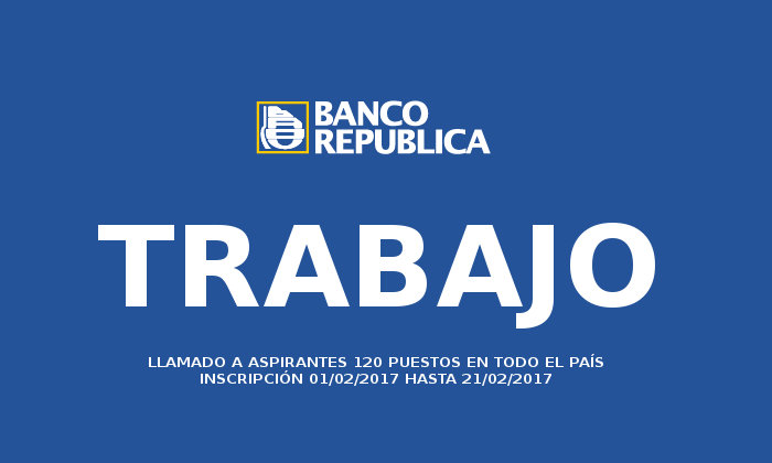 llamado banco republica