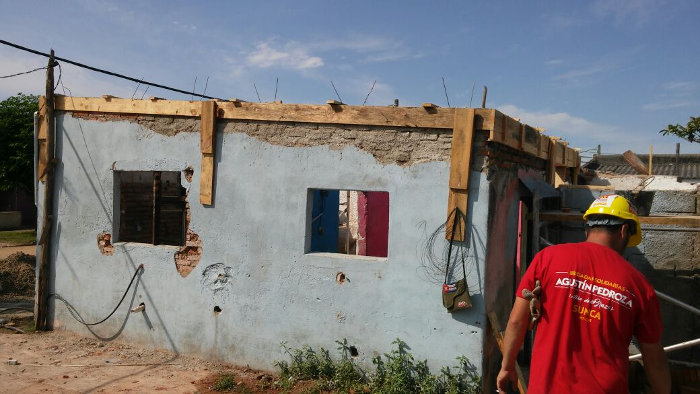 recuperacion rocha casas afectadas por temporal
