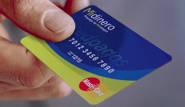 tarjeta de redpagos