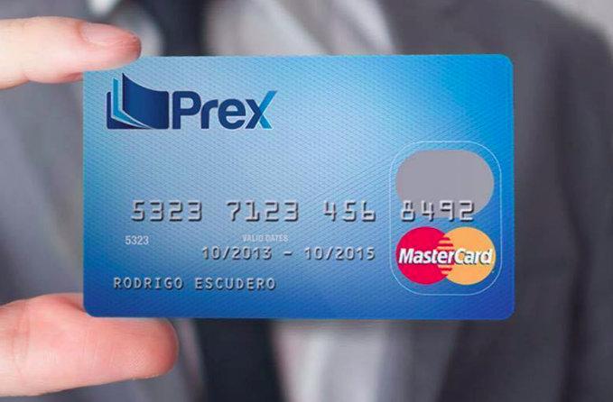 tarjeta prexcard uruguay