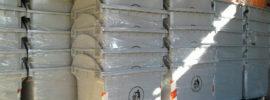 250 contenedores nuevos rocha