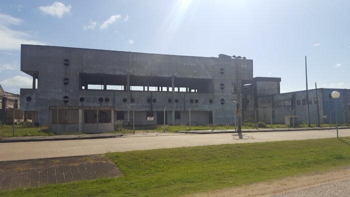 edificio de ASTRA en La Paloma