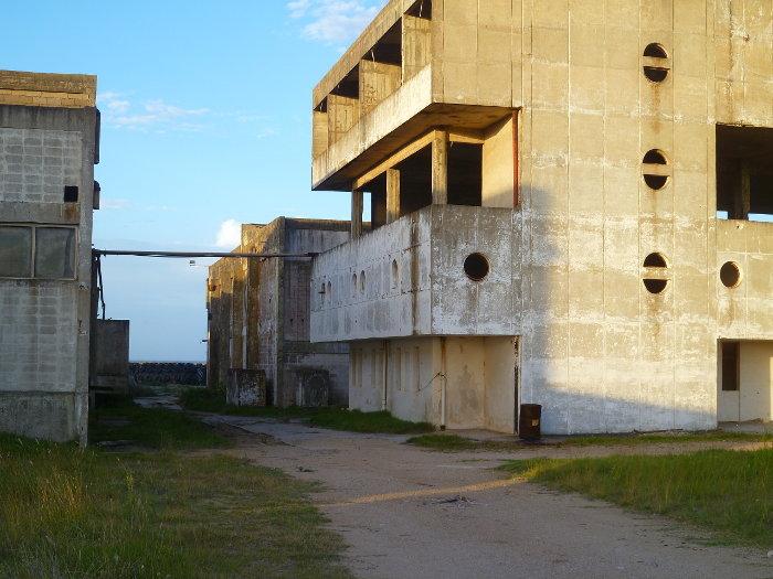 edificio ex ASTRA