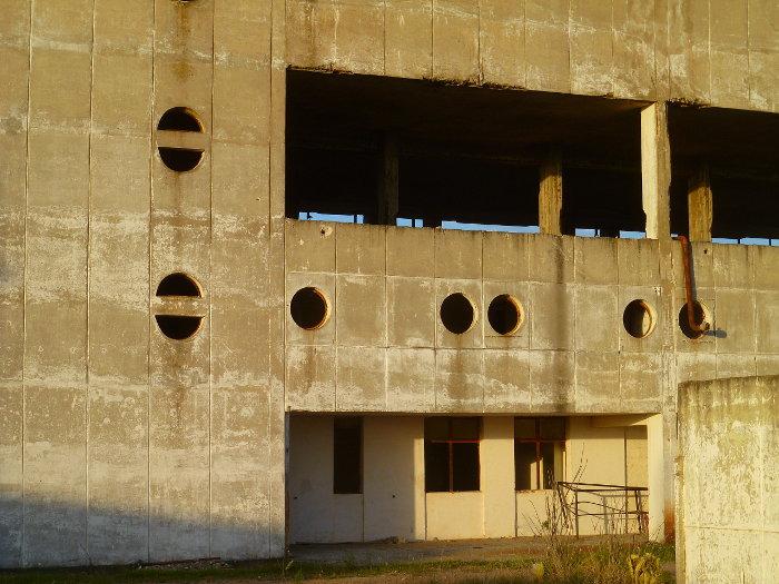 edificio de la ex ASTRA