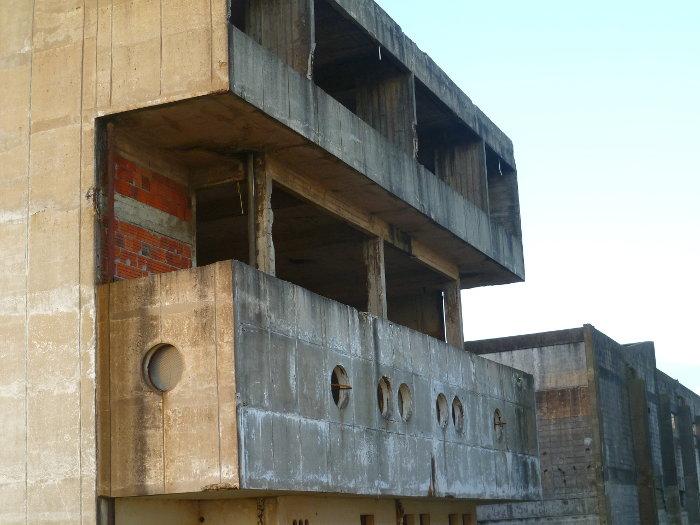 segundo piso del edificio ex ASTRA