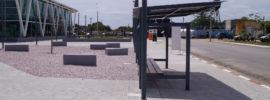 terminal de omnibus en rocha